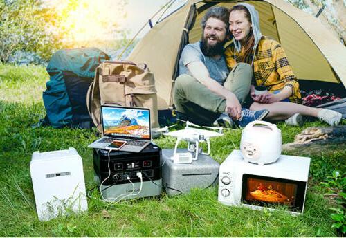 SUAOKI G100 Generator Camping RV Travel 2 USB