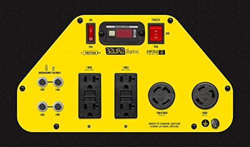 Champion 7500-Watt Portable Generator with Start