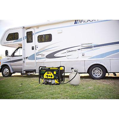 Champion Power Equipment 100307 3500 Watt Dual RV Portable