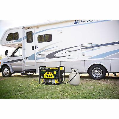 Champion Power Equipment 100307 3500 Watt Dual RV Portable