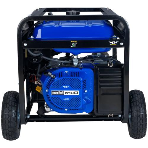 DuroMax 12000 Portable Hybrid Gas Generator