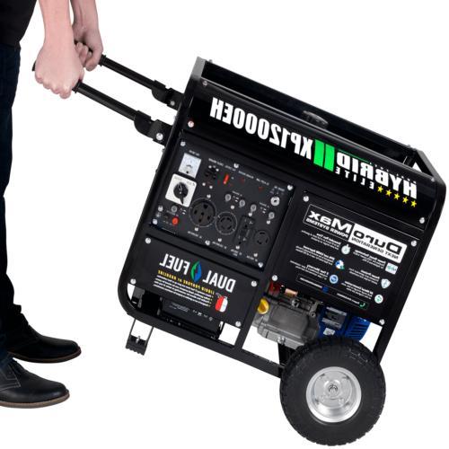 DuroMax 18hp Portable Hybrid Generator