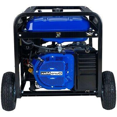 DuroMax Portable Gas Propane Generator RV