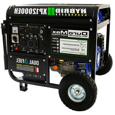 DuroMax Watt 18hp Portable Hybrid Gas Generator