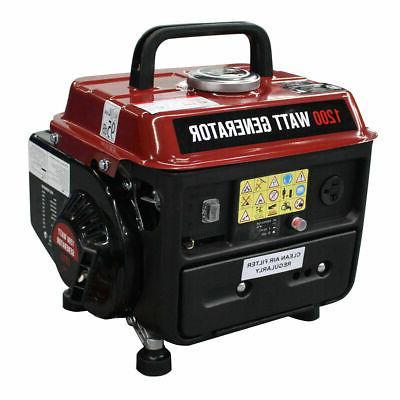 1200w gasoline generator 2 stroke 63cc single