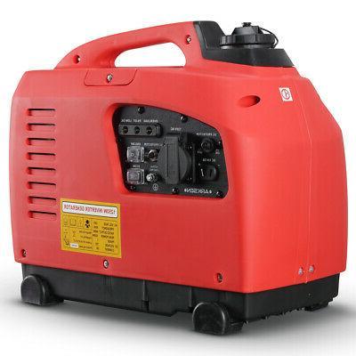 1250 watts portable gasoline inverter generator epa
