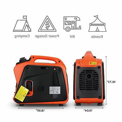 1500W Portable Gasoline EPA Compliant