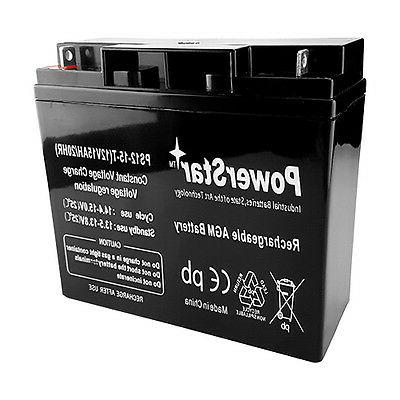 12v 15ah Battery Replaces Champion Generator 9000 7000 18Ah