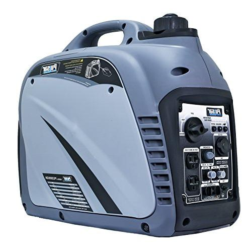 Pulsar Quiet USB Outlet Capability in Gray, CARB Compliant,