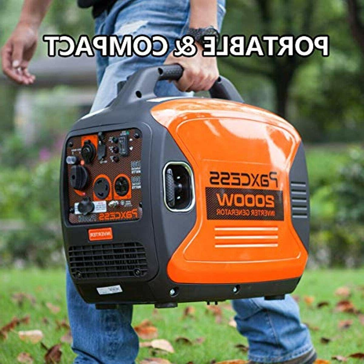 Paxcess Portable Gas Powered Home