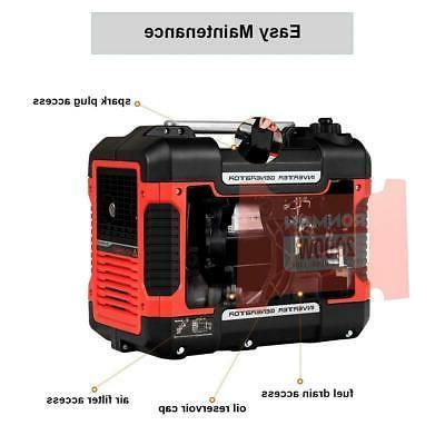 2000W Inverter Gasoline Generator Quiet