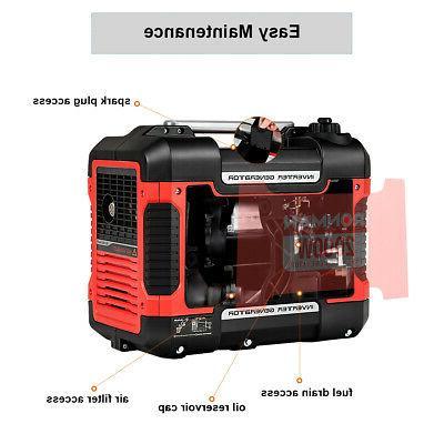 2000W Inverter Generator Ultra Stroke Single