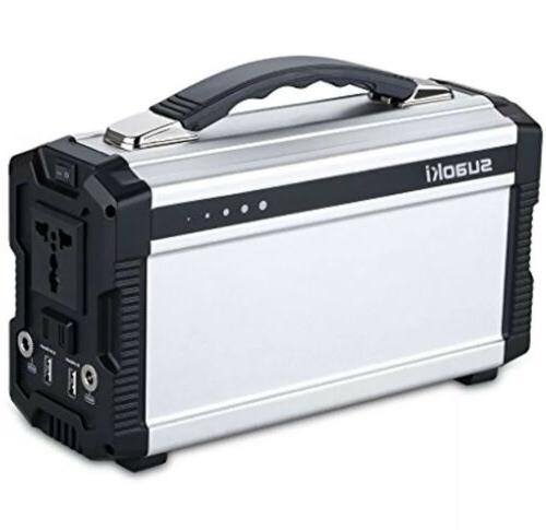 220wh 20 000mah portable generator power source