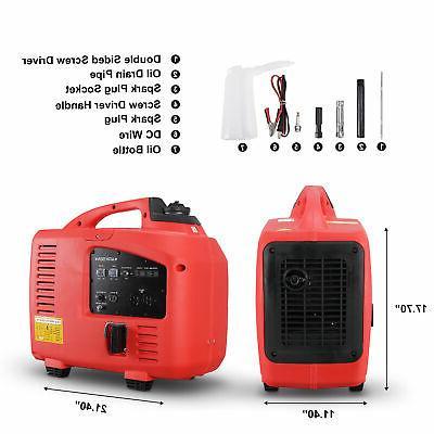 2750w Portable Generator Inverter EPA Camping