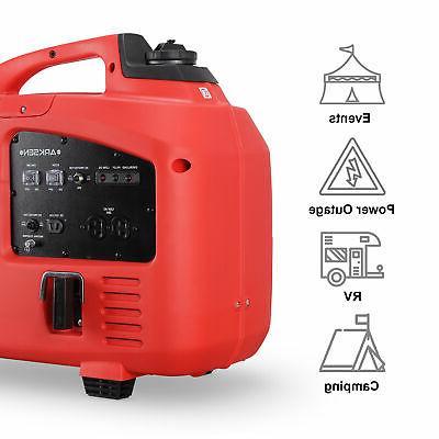 2750w Portable Quiet Generator Inverter Camping Gasoline