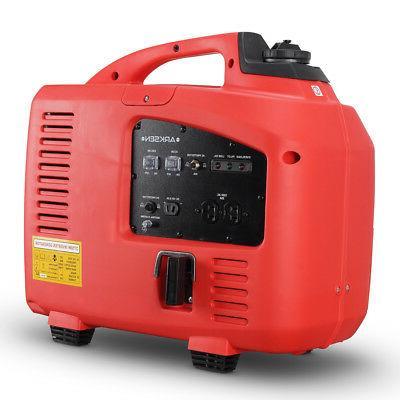 2750w portable quiet lightweight generator inverter epa