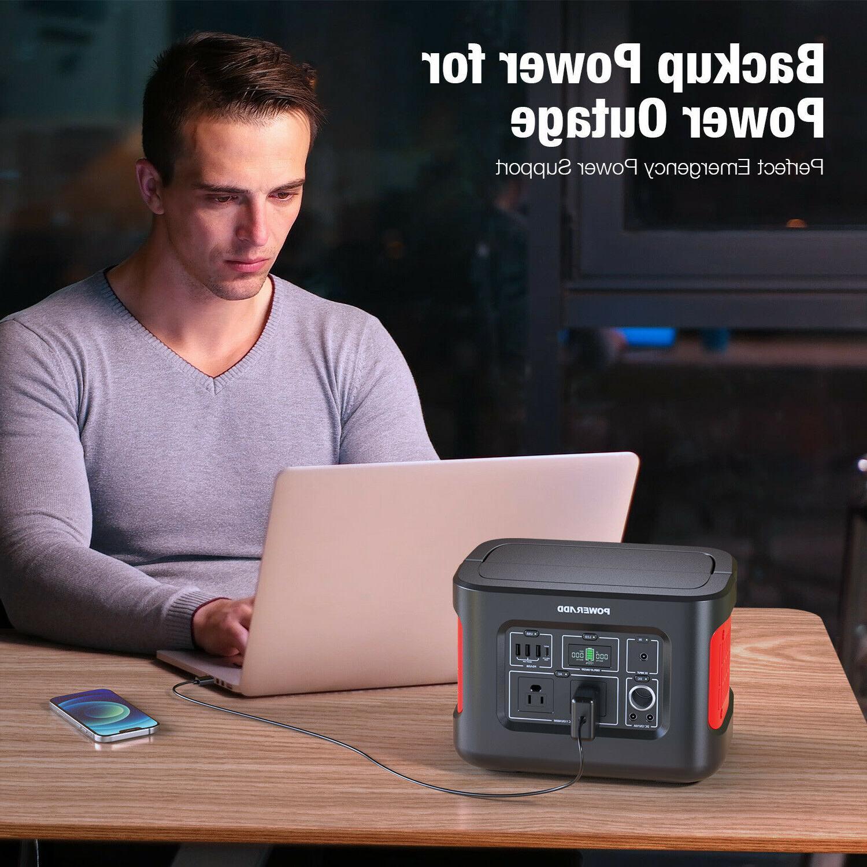 280Wh/78000mAh Generator for Travel/CPAP