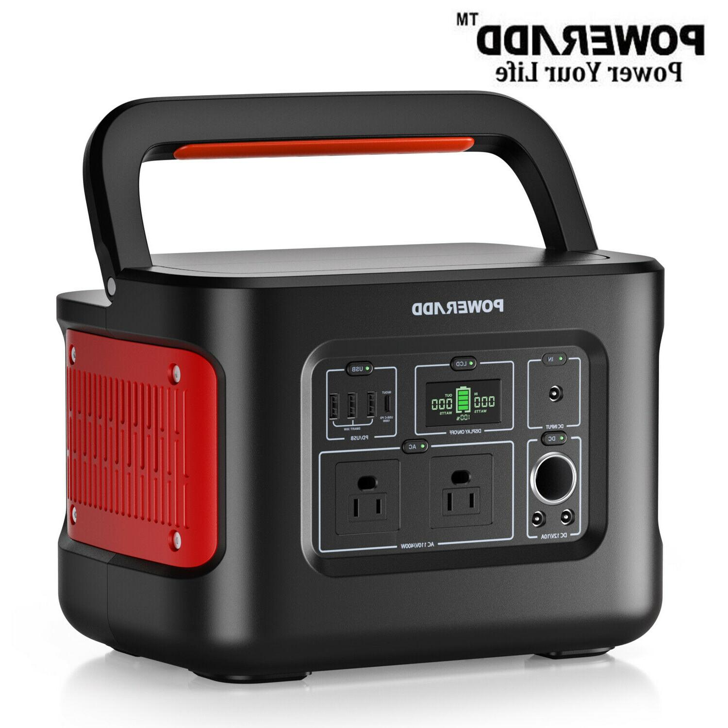 280wh 78000mah power delivery portable generator