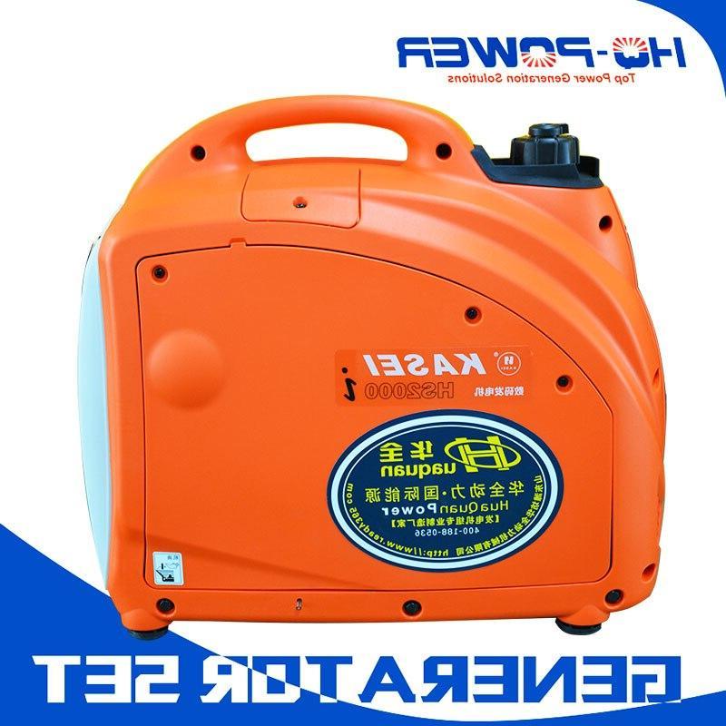 2kw digital gasoline <font><b>generators</b></font> <font><b>portable</b></font> silent <font><b>generator</b></font>