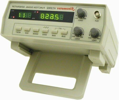 2mhz function generator vc2002 with high stability