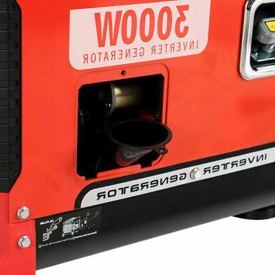 3000W Generator Ultra 4 Stroke Single