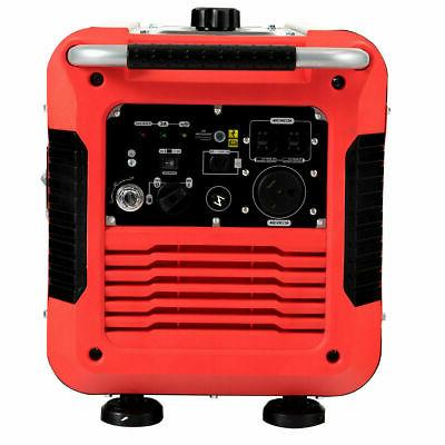 3000W Inverter Generator Ultra Stroke Single