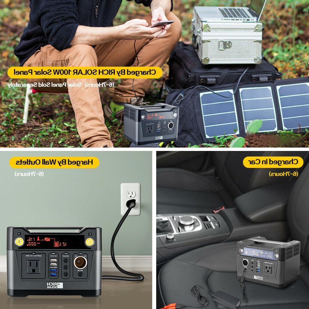 Portable Power Backup pack