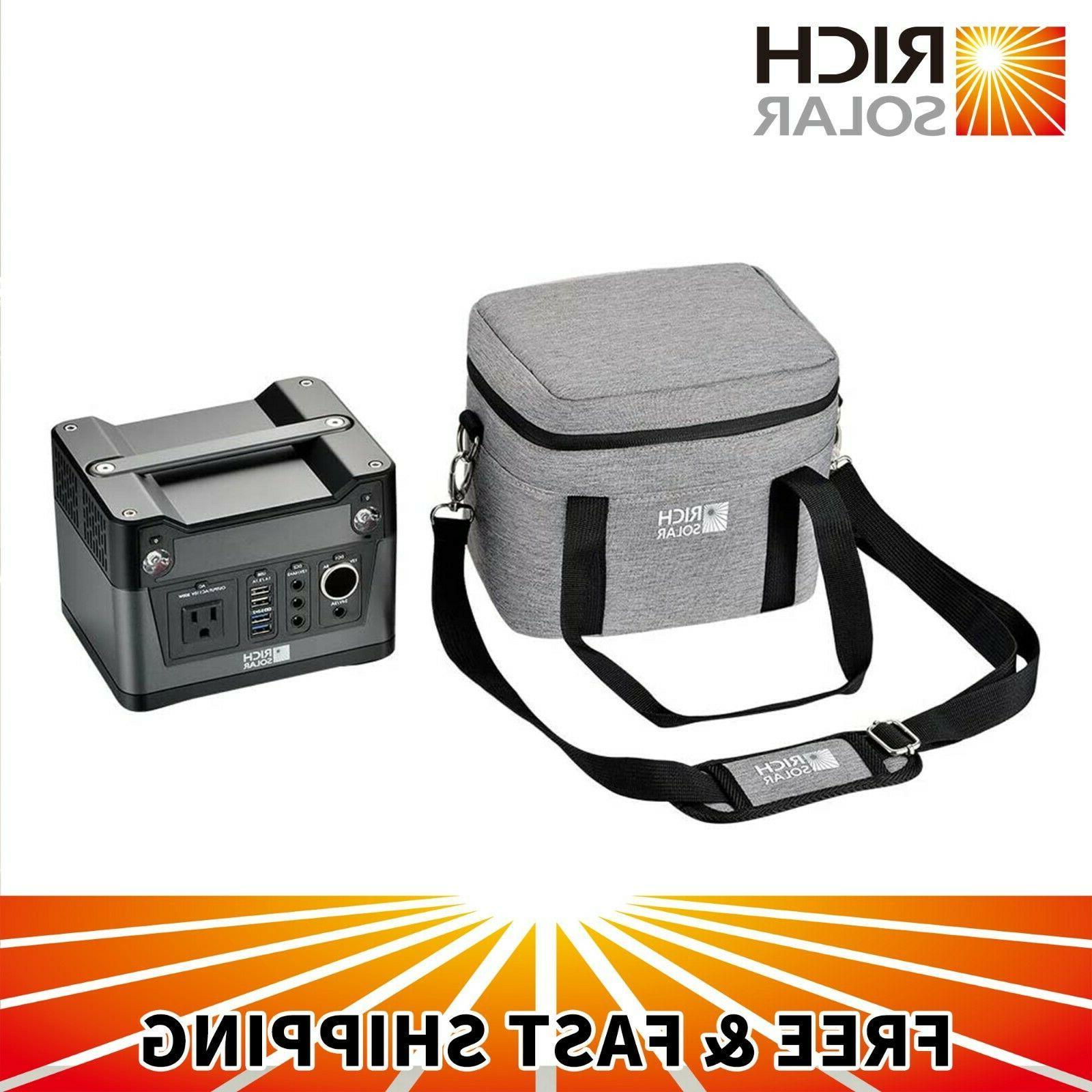 300w portable generator lithium portable power station