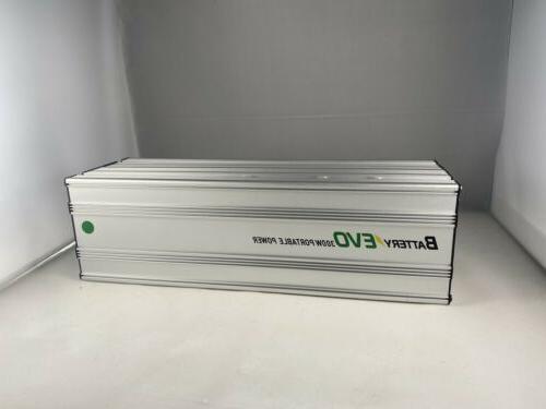 Battery Evo Portable Power Station Supply