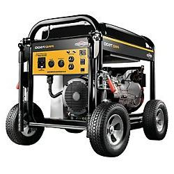 Briggs & Stratton 30555 7500-Watt Pro Series Gas Powered Por