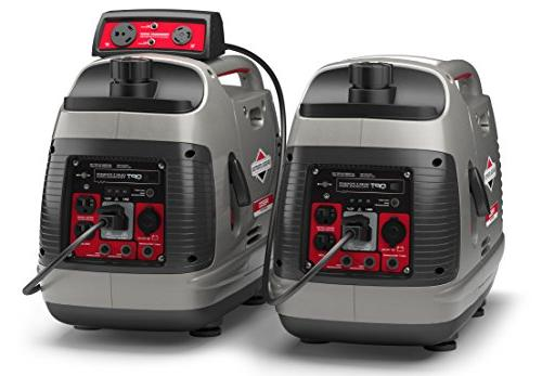 Briggs & Stratton P2200 PowerSmart Series 2200-Watt Inverter with Parallel Capability