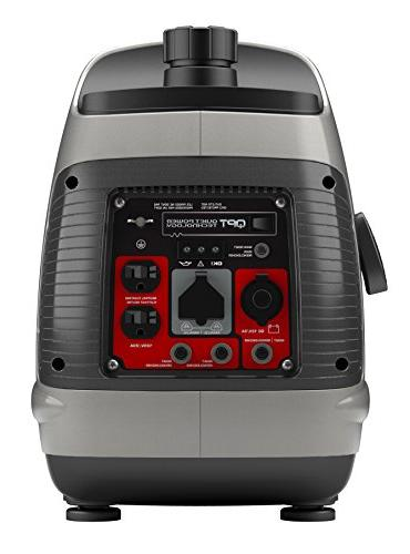 Briggs P2200 PowerSmart 2200-Watt Generator Parallel Capability