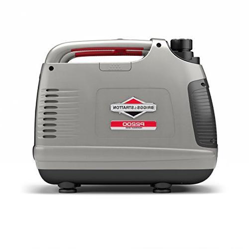 Briggs & Stratton 30651 2200-Watt Inverter Generator with Parallel