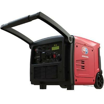 3500 watt portable gas power inverter generator
