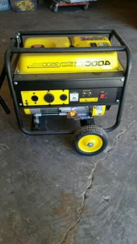 3500 watt rv ready portable generator