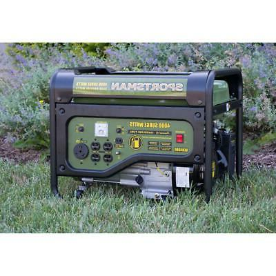 Sportsman 4000/3500-Watt Portable With Outlet