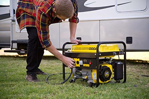 Champion 3500-Watt RV Portable Generator