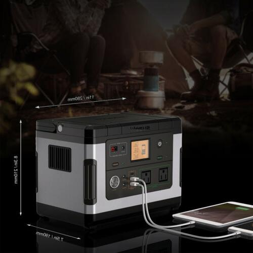 Suaoki Generator Power Station Rechargeable Lithium US