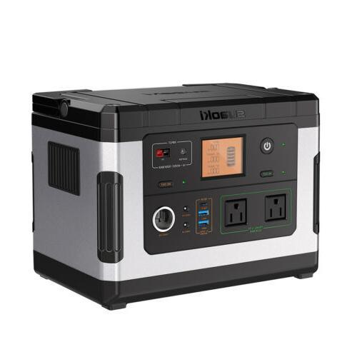 Suaoki Solar Generator Power