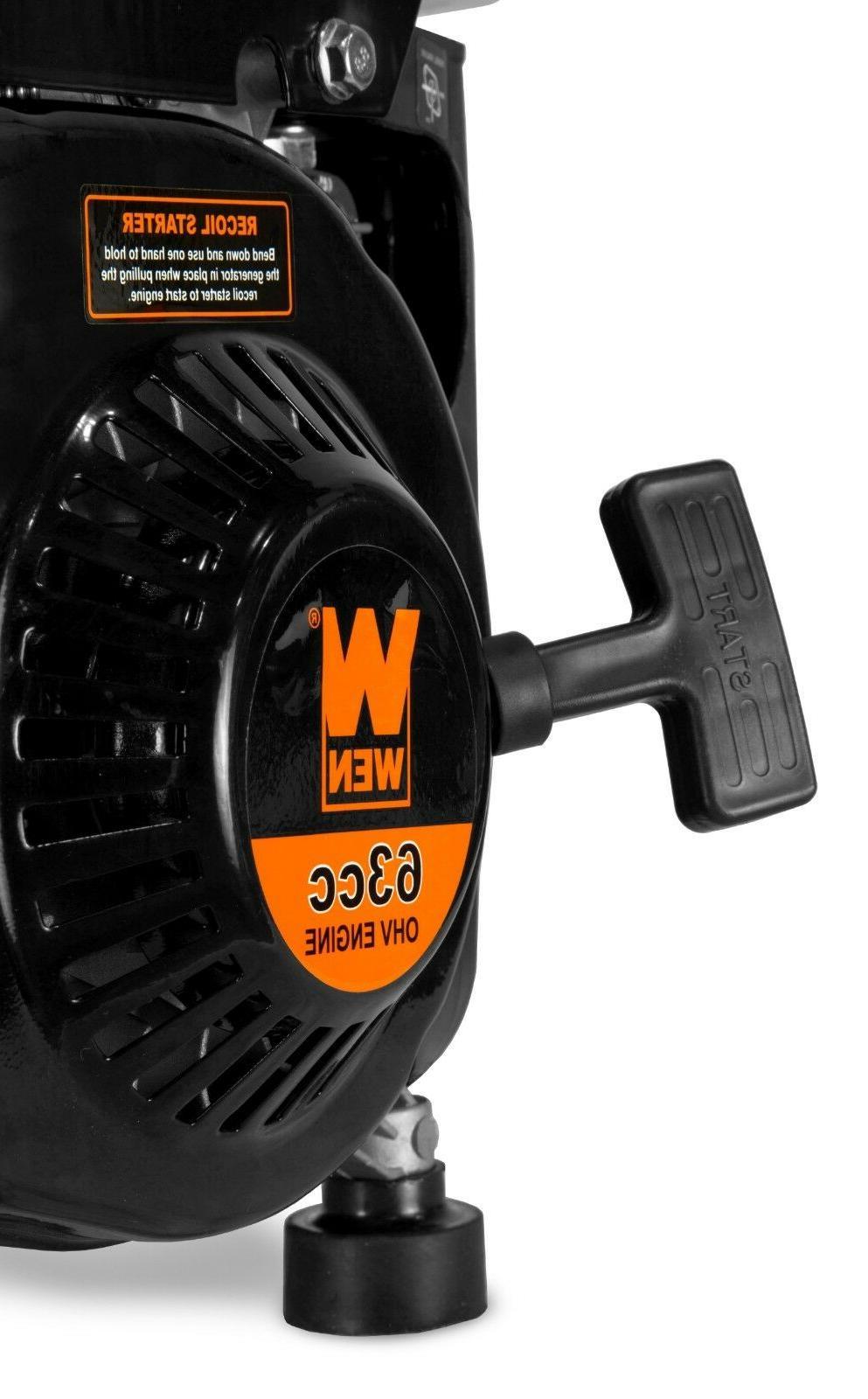 WEN 56105 1000-Watt Portable Generator,