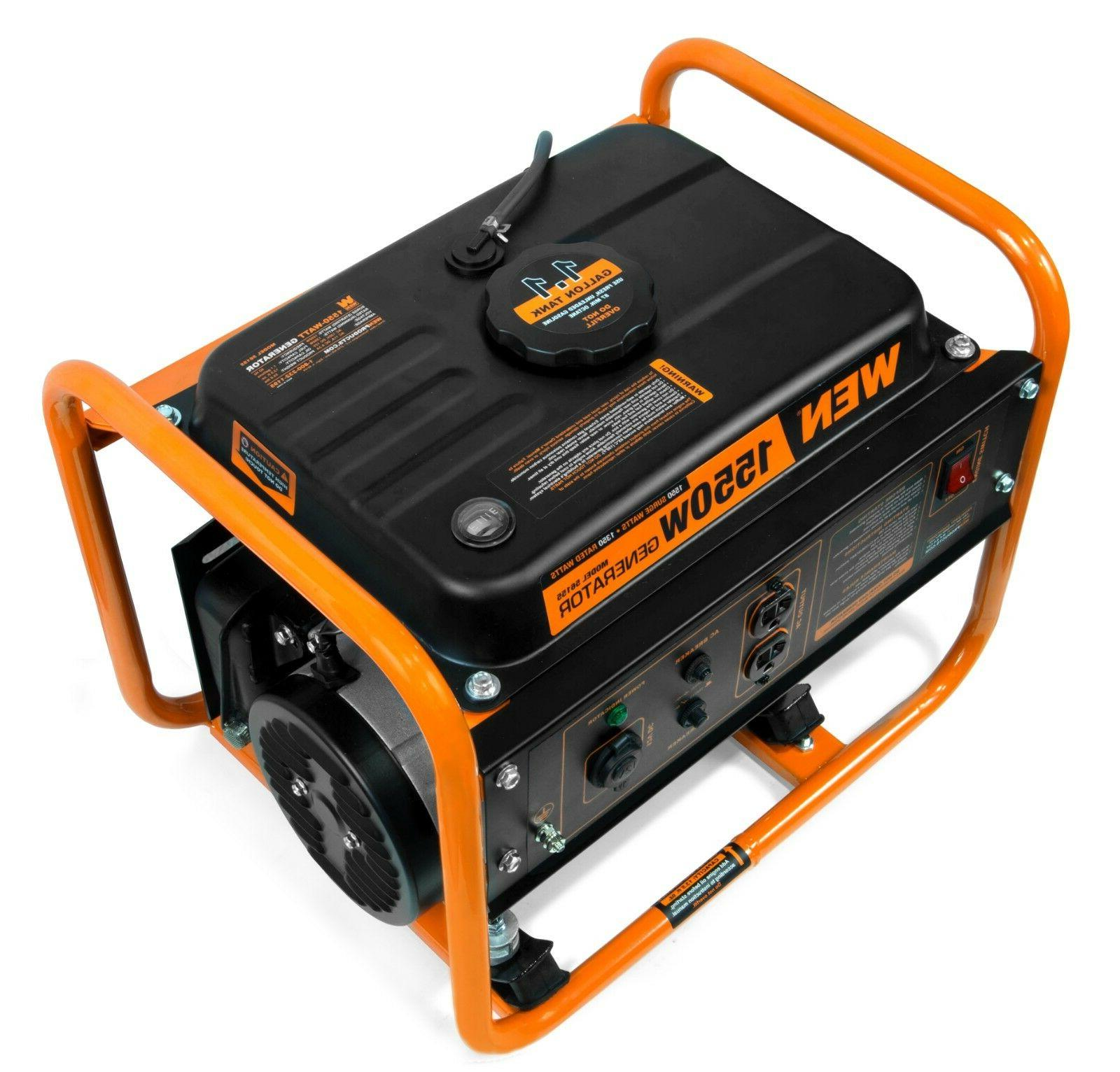 WEN 1550-Watt Portable CARB Compliant