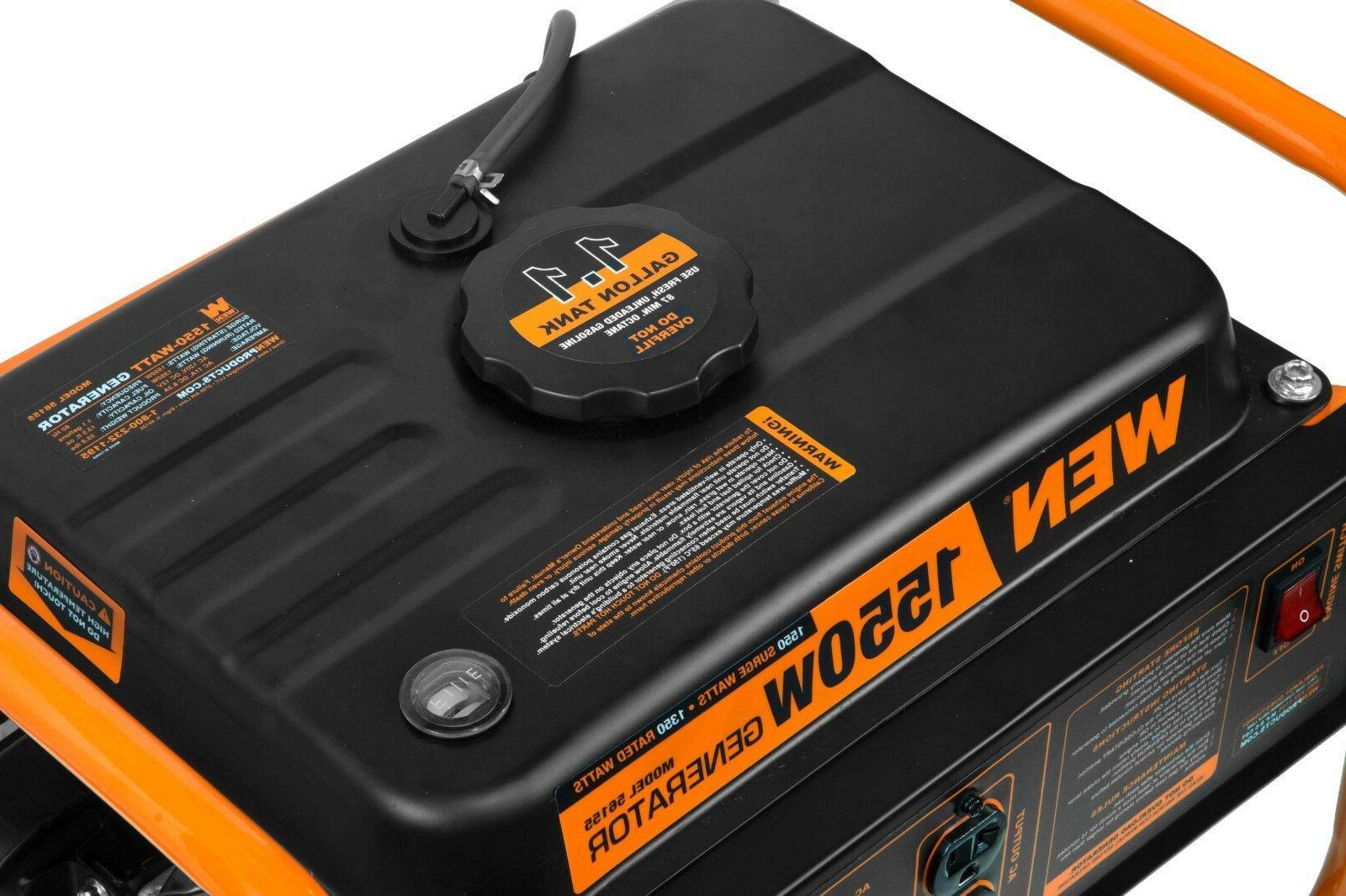 WEN 1550-Watt Portable CARB