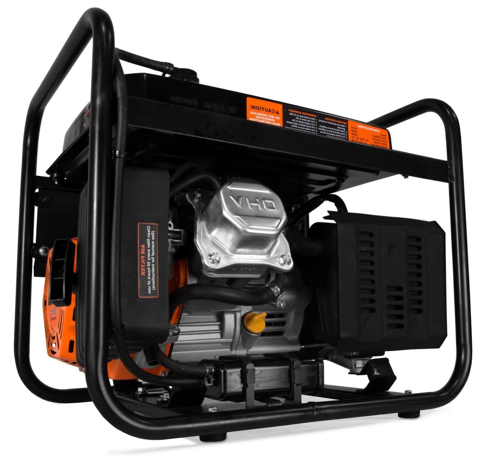 WEN 4-Stroke 1600-Watt Portable Power CARB Compliant
