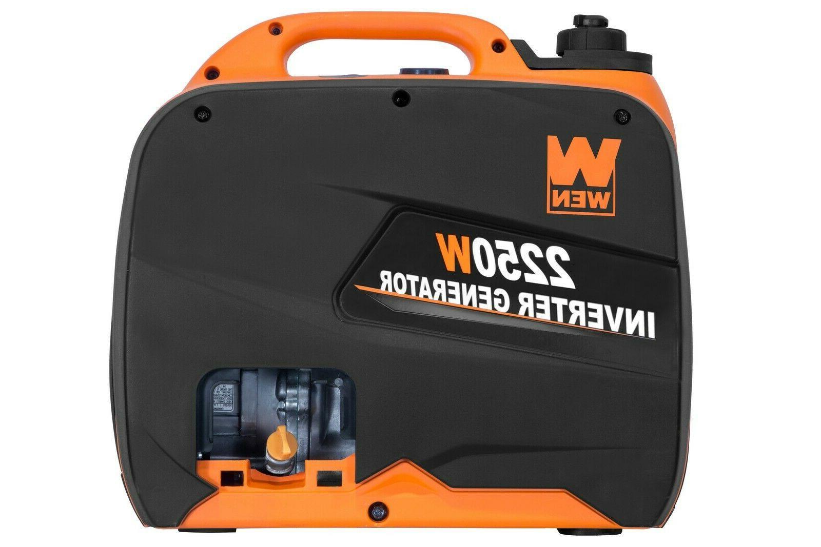 WEN 56225i 2250-Watt Generator PR