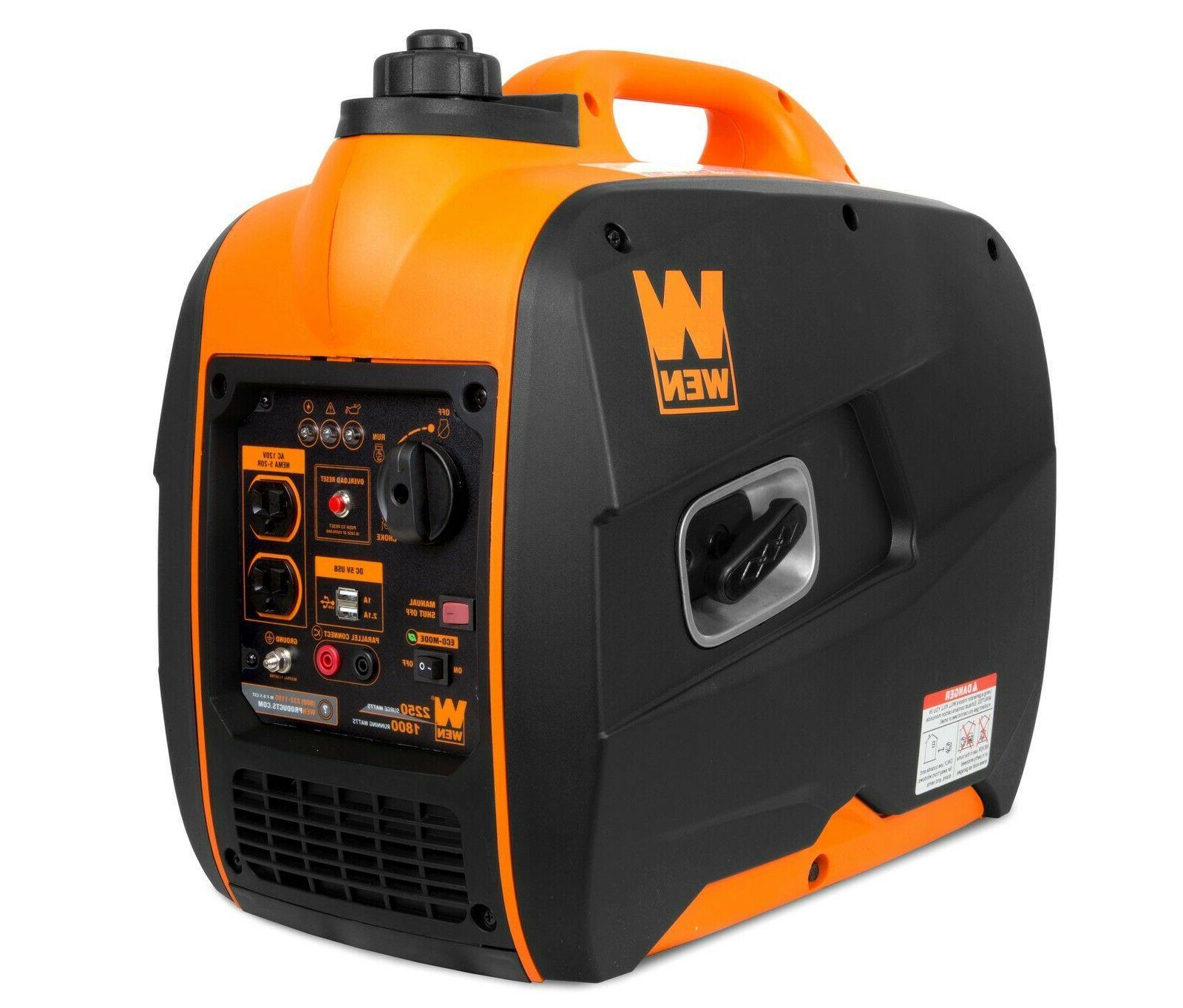 WEN 2250-Watt Portable PR Rico
