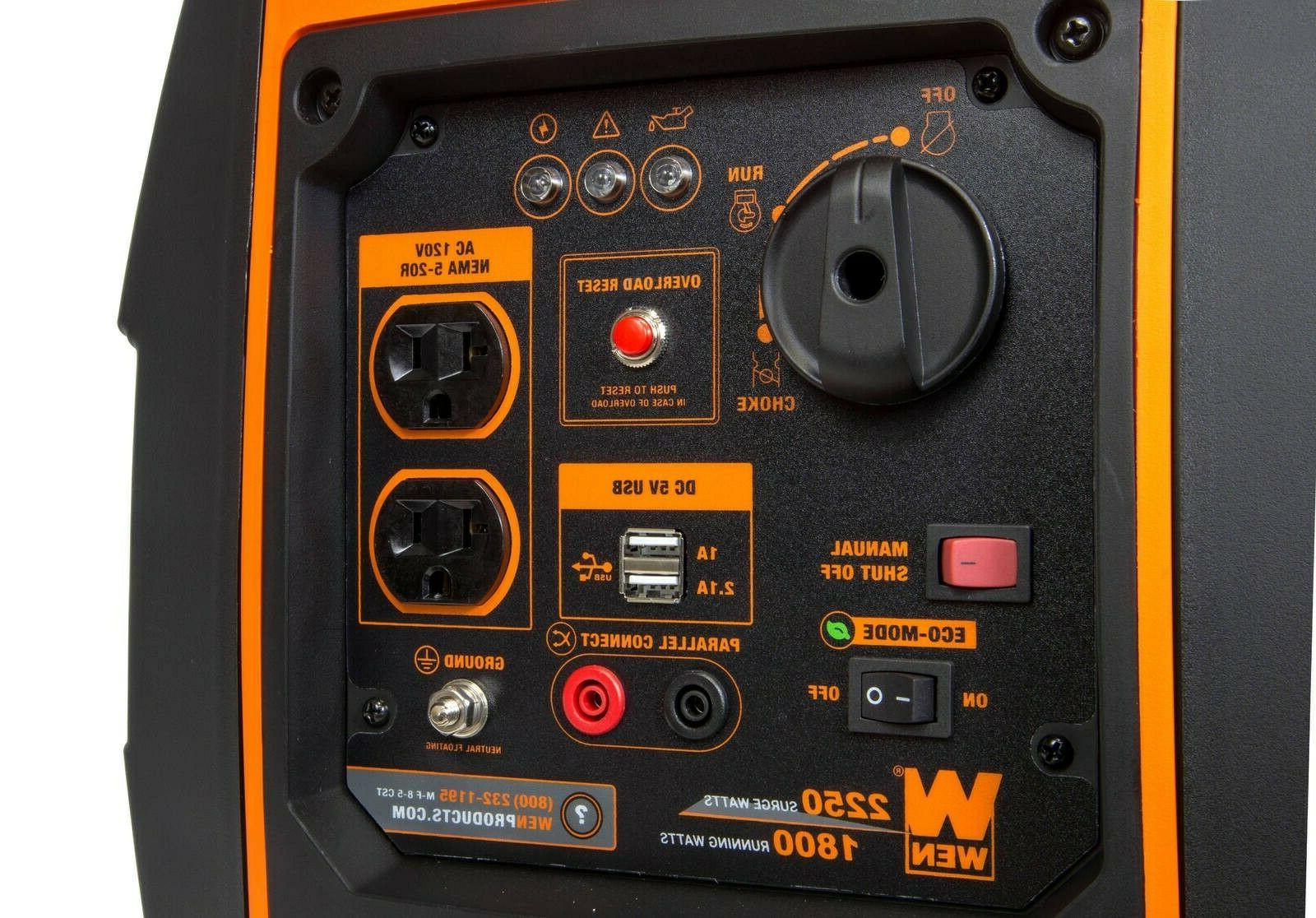 WEN 2250-Watt Portable PR Puerto
