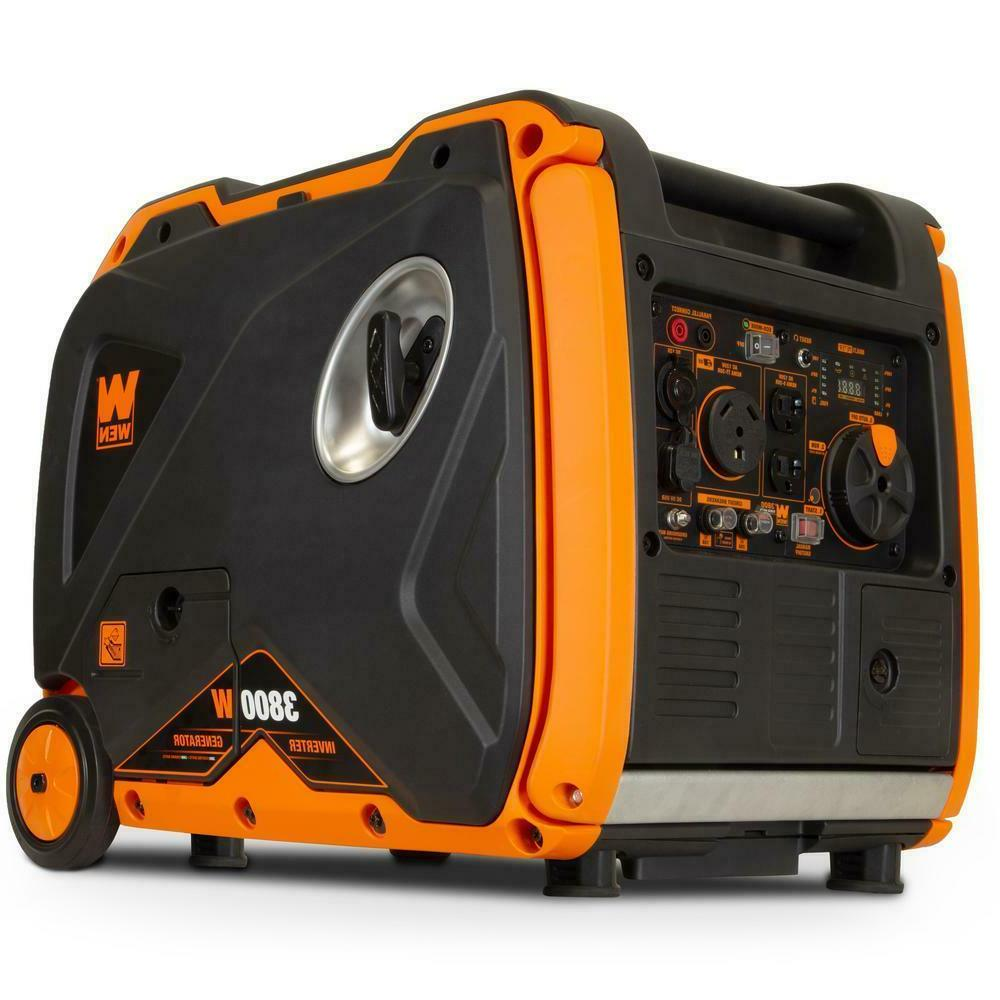 56380i super quiet 3800 watt portable inverter