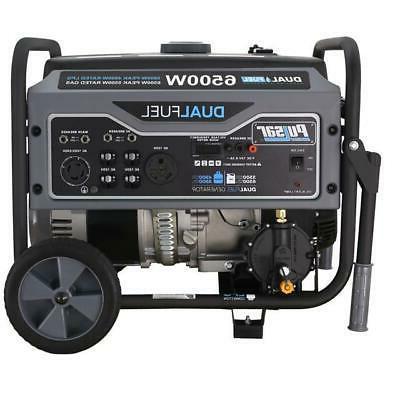 Pulsar Watt Fuel Portable Generator