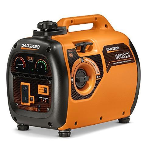6866 iq2000 inverter portable generator