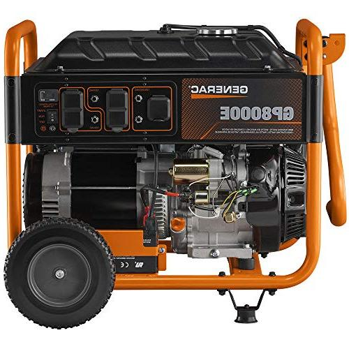 Generac 6931 8000 - Electric with Cord